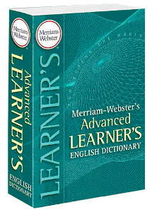 Merriam webster learners dictionary